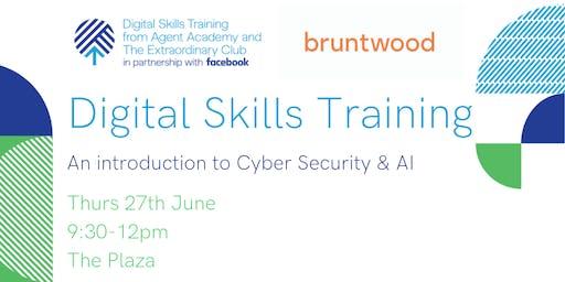 Digital Skills Training at The Plaza
