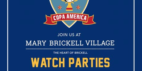 Copa America Watch Parties tickets