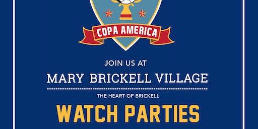 Copa America Watch Parties
