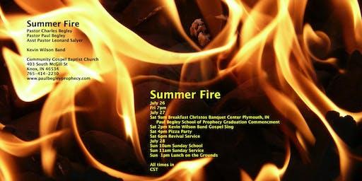 Sumer Fire