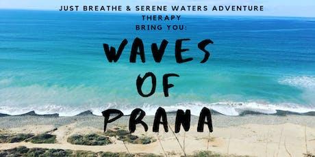 Waves of Prana tickets