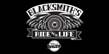 Blacksmith's Ride for Life 2019 tickets