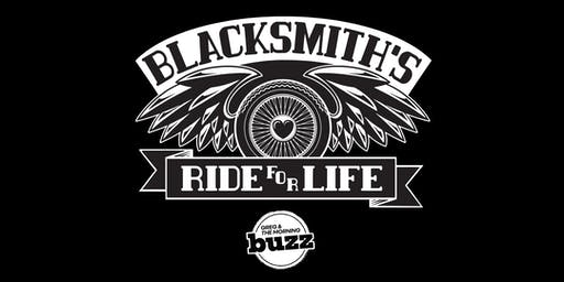 Blacksmith's Ride for Life 2019