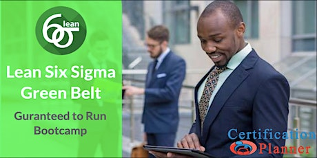 Lean Six Sigma Green Belt with CP/IASSC Exam Voucher in Bloomington(2019) tickets