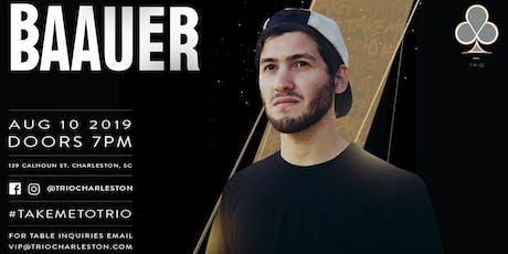 Baauer tickets
