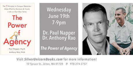 Drs. Anthony Rao and Paul Napper at Acton Pharmacy   tickets