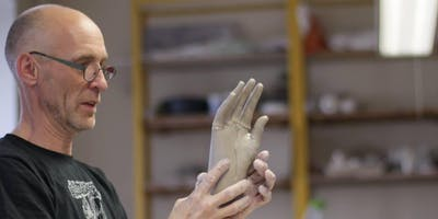 SERGEI ISUPOV Illustrated Figural Sculpture Weekend Demonstration Workshop