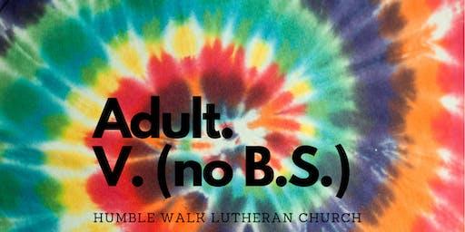 Adult V. (no B.S.)
