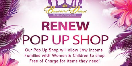 Renew Pop Up Shop tickets