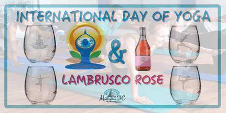 International Yoga Day & Lambrusco Rosé tickets