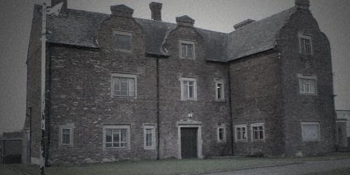 Gresley Old Hall Ghost Hunt - with Haunted Houses Events