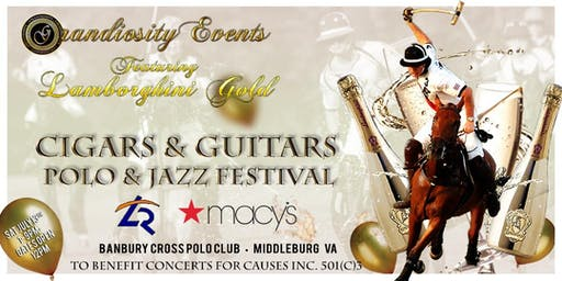 Cigars & Guitars Polo & Jazz festival