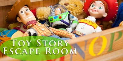 Toy Story Escape Room