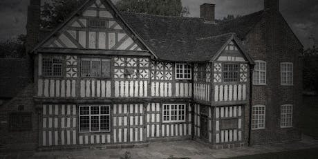Ford Green Hall Ghost Hunt, Stoke-on-Trent with Haunted Houses Events tickets