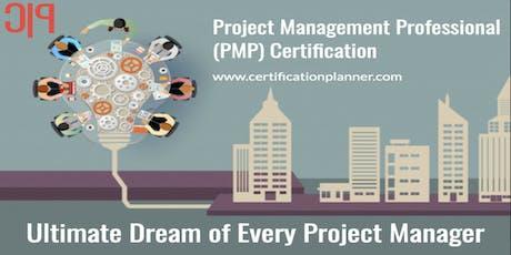 Project Management Professional (PMP) Course in Guanajuato (2019) boletos