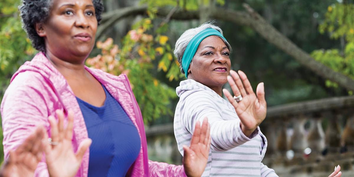 Tai Chi for Cancer Survivors