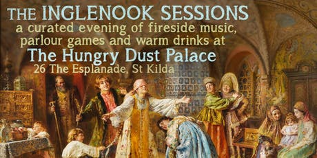 Seren Spain & Daniel Tedford live at the Inglenook Sessions tickets
