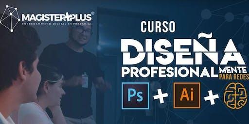 Curso/taller de verano Photoshop, Illustrator y Neuropublicidad Guadalajara