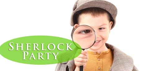 Sherlock Party tickets