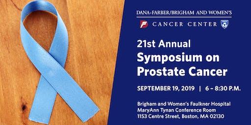 21st Annual Prostate Symposium