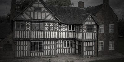 Ford Green Hall Ghost Hunt, Stoke-on-Trent with Haunted Houses Events
