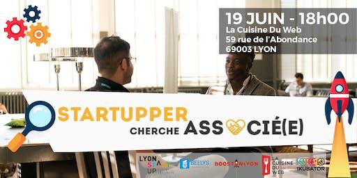 Startupper cherche associé(e)