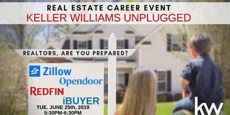 Real Estate Career Event - Fort Lauderdale: Keller Williams Unplugged tickets