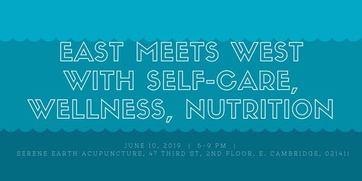 East meets West with self-care, wellness, nutrition