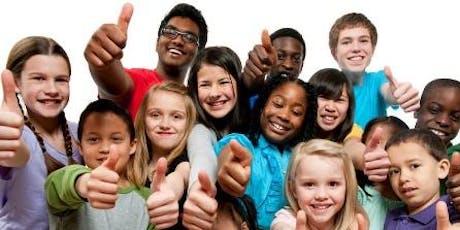 Focus on Children: Wednesday, June 19, 2019 1:30 - 4:30 p.m AFTERNOON CLASS tickets