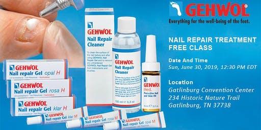 GEHWOL NAIL REPAIR TREATMENT - FREE CLASS