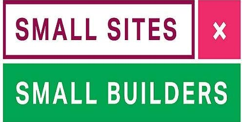Small Sites Small Builders - Information Session for London Boroughs