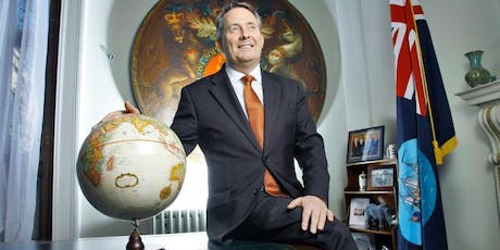 Dinner with the Rt Hon Liam Fox MP tickets