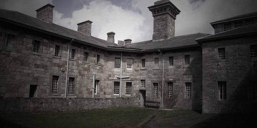 Beaumaris Gaol Ghost Hunt, Anglesey, North Wales with Haunted Houses Events