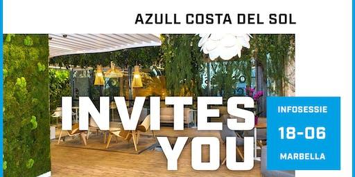 Azull infosessie Marbella  di 18 juni - 10.30u