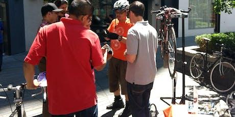Advanced Bike Maintenance Workshop @ City Hall tickets