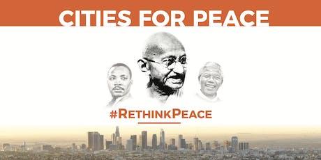 Nonviolence Ambassador Graduation + Peace celebration tickets