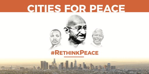 Nonviolence Ambassador Graduation + Peace celebration