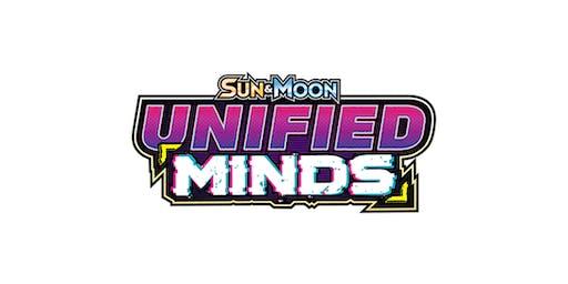Pokémon Unified Minds Prerelease