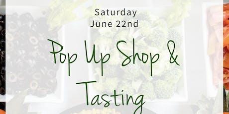 Longève Pop-up Shop & Tasting tickets