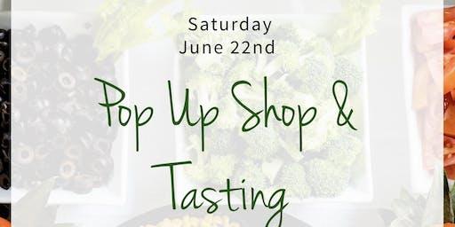 Longève Pop-up Shop & Tasting