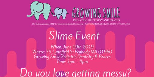Slime Event - For Kids!