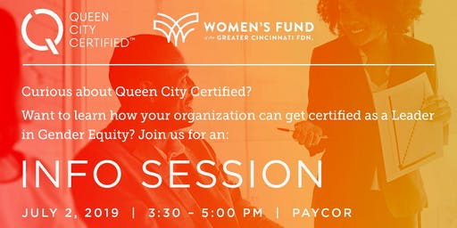 Queen City Certified Info Session