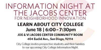 Copy of City College Information Night