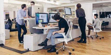 Physical Wellbeing In Office Design tickets