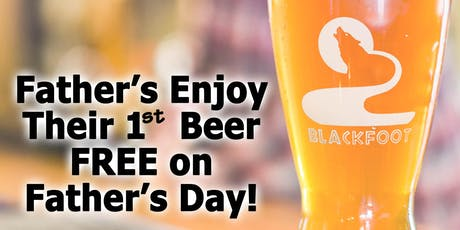 Father's Day at the Blackfoot tickets