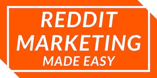 Reddit Growth Hacking: Using Reddit as a Marketing Platform