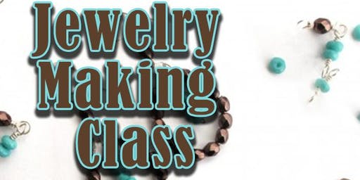 "Women's Empowerment: ""Say it With Words"" Jewelry Making"