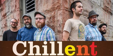 Chillent & The Goodfoots tickets