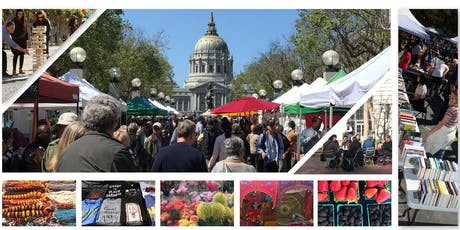 Friday Farmers Market & Bazaar in UN Plaza tickets