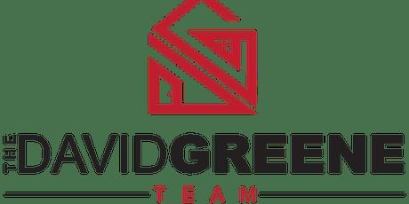 Join the David Greene Team tickets